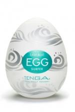 Oeuf Tenga Surfer - Saurez vous r�sister longtemps � la d�ferlante de plaisir du masturbateur Tenga Surfer?