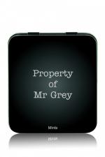 Bonbons  Property of Mr Grey  - Bonbons � la Menthe, sp�cial haleine fraiche, pour ne pas d�cevoir votre ma�tre.