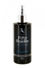 Nettoyant sextoys - Fifty Shades of Grey -  Cleansing , Le nettoyant pour sextoys utilis� par Madame Jones dans Fifty Shades of Grey.