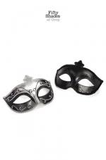 Lot 2 masques v�nitiens - Fifty Shades of Grey -  Mask on , deux masques derri�re lesquels s'abriter pour donner libre court � vos fantasmes.