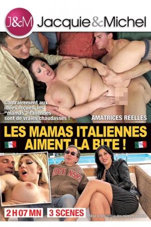 Les mamas italiennes aiment la bite - Les amatrices italiennes sont de sacr�ment bonnes baiseuses!