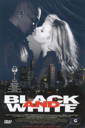 Le must de l'amour Black an white.