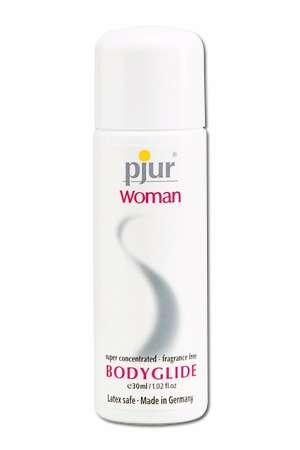 Crème spéciale femme super concentrée à base de silicone pour le massage et la lubrification.