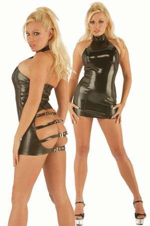 Robe latex Kinky