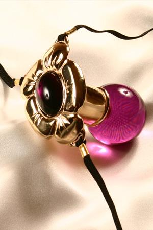 String bijou Fleur de Jouissance