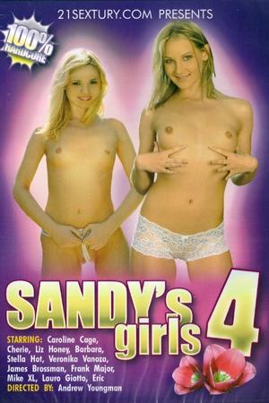 Sandy's girls vol 4