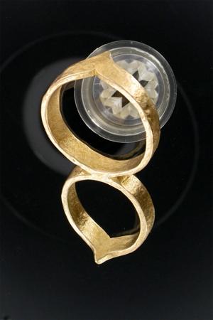 Deux anneaux pour interdire à votre sexe de se tendre...