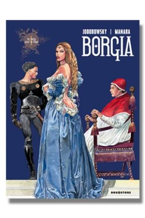 Borgia tome 1 - Du sang pour le peuple