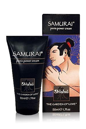 Samurai Penis power Cream