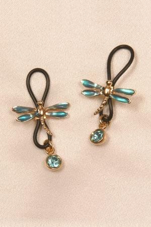 Bijoux de seins Libellule