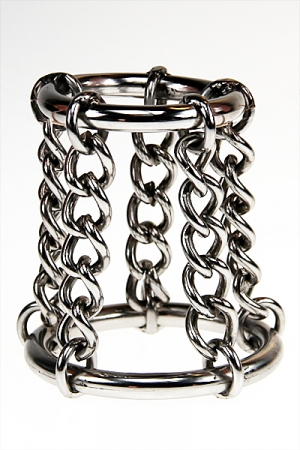 Chain Cock Cage