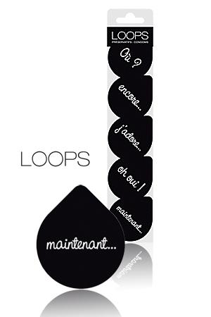 Préservatifs  Envie - Loops