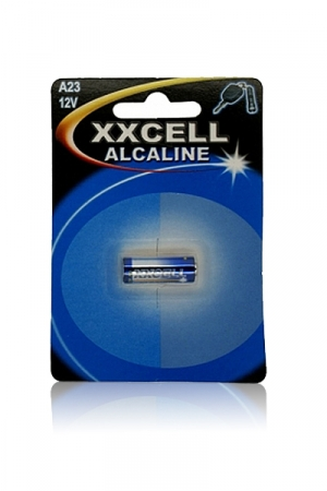 1 pile alcaline type LR23 (pour télecommande CRy Baby)