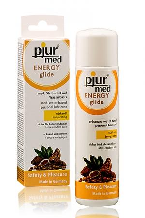 Lubrifiant Pjur Energy glide