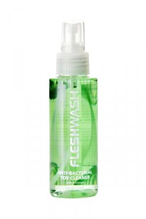 Fleshwash le nettoyant-désinfectant anti-bactérien special sextoy, by Fleshlight!