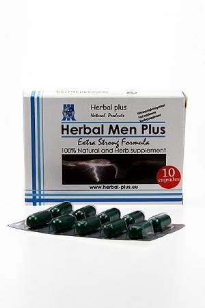Herbal Men Plus X 10