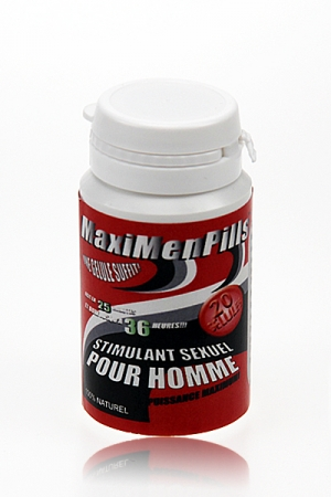 MaxiMen Pills X 20