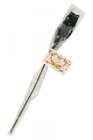 String rose noire