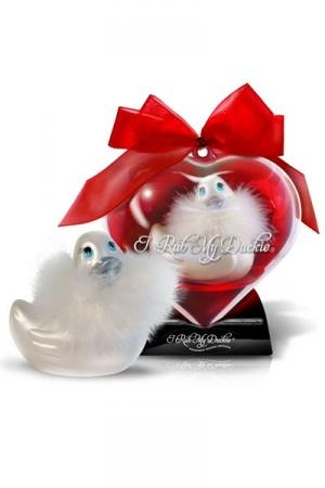 """Edition Spéciale """"My Duckie d'Amour"""", une belle idée de cadeau coquin."""