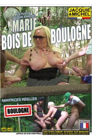 Marie au bois de Boulogne