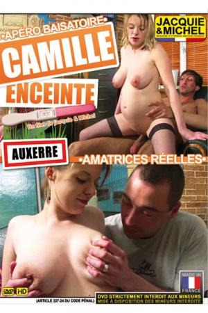 Apéro baisatoire avec  Camille enceinte