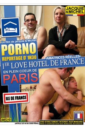 Porno reportage au love Hotel Parisien