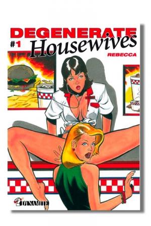 Degenerate Housewives : Quand les femmes au foyer d�couvrent qu'elles ont une libido.