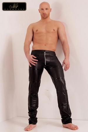 Pantalon zippé Groove