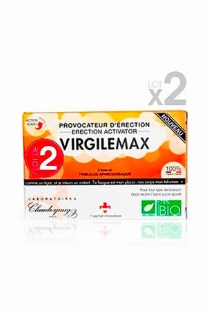 VirgileMax - Provocateur d'érection - boite de 2
