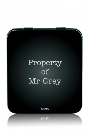 "Bonbons ""Property of Mr Grey"""