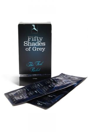 Préservatifs Fifty Shades of Grey x 12
