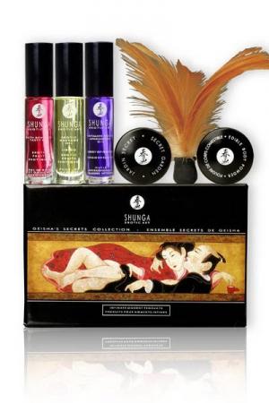 Coffret Secrets de Geisha - Shunga