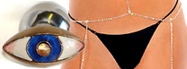 Bijoux intimes : Les Bijoux intimes. Touvez des ornements classiques: colliers et parures, boucles d\'oreilles, colliers ou bracelets aux bijoux les plus s�duisants dans notre sexe shop...