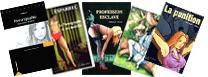 Vente livres �rotiques : Librairie sexy : BD pour adultes, romans coquins, guides sur l'�rotisme et le sexe, beaux livres �rotiques d'art pour le plaisir des lecteurs et des voyeurs.