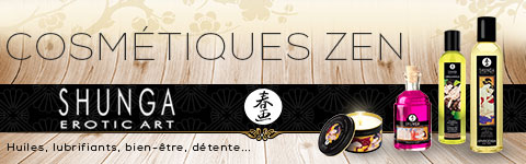 Les cosm�tiques zen de Shung