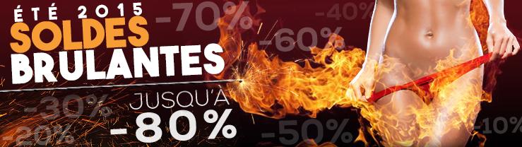 Soldes Br�lantes ! Jusqu'� -80% sur vos articles pr�f�r�s !
